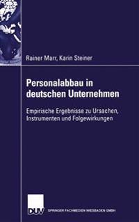 Personalabbau in Deutschen Unternehmen