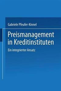 Preismanagement in Kreditinstituten