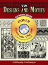 539 Designs and Motifs