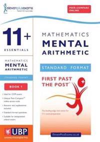 11+ Essentials Mental Arithmetic for CEM
