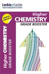CfE Higher Chemistry Grade Booster