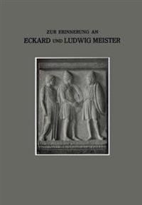 Zur Erinnerung an Unsere Brüder Eckard Und Ludwig