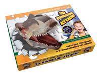 3D Dinosaur Attack!