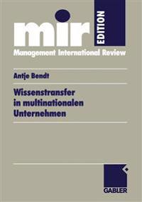 Wissenstransfer in Multinationalen Unternehmen