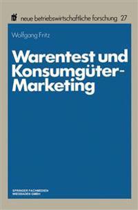 Warentest und Konsumgüter-Marketing