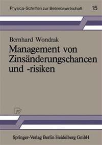 Management Von Zins nderungschancen Und -Risiken