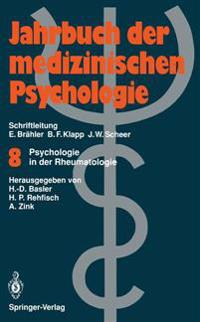 Psychologie in Der Rheumatologie