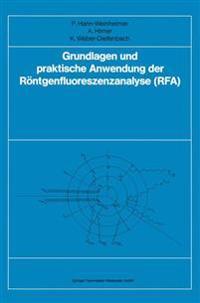 Grundlagen Und Praktische Anwendung Der Röntgenfluoreszenzanalyse Rfa