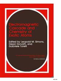 Electromagnetic Cascade and Chemistry of Exotic Atoms