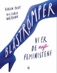 Blåstrømper - Karen Thue, Victoria Wæthing | Inprintwriters.org