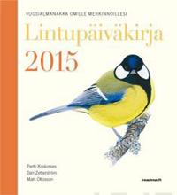 Lintupäiväkirja 2015