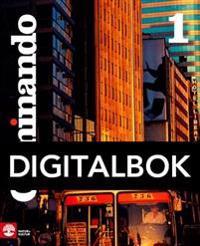 Caminando 1 Lärobok Digital, fjärde upplagan