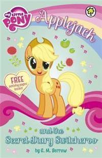 Applejack and the Secret Diary Switcheroo