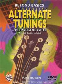 Beyond Basics: Introducing Alternate Tunings for Fingerstyle Guitar, DVD