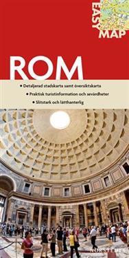 Rom EasyMap stadskarta : 1:12500