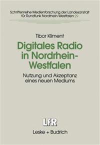 Digitales Radio in Nordrhein-Westfalen