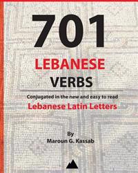 701 Lebanese Verbs