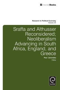 Sraffa and Althusser Reconsidered