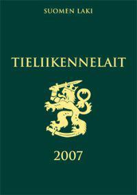 Tieliikennelait 2007 (cd-rom)