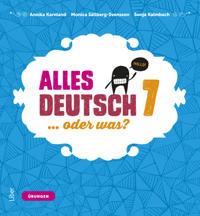 Alles Deutsch 7 Övningsbok - Tyska för grundskolan
