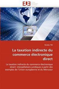 La Taxation Indirecte Du Commerce �lectronique Direct