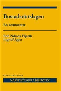 Bostadsrättslagen : en kommentar