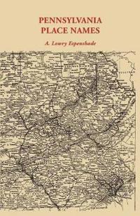 Pennsylvania Place Names