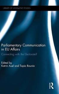 Parliamentary Communication in E U Affairs