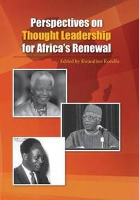 Perspectives on Thought Leadership for Africaís Renewal