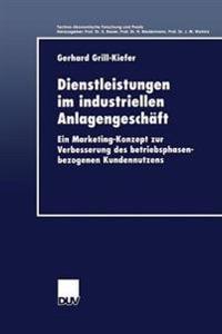 Dienstleistungen Im Industriellen Anlagengeschäft