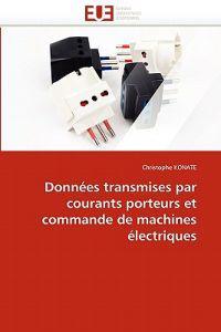 Donn�es Transmises Par Courants Porteurs Et Commande de Machines �lectriques