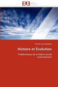 Histoire Et �volution