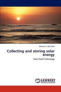Collecting and Storing Solar Energy