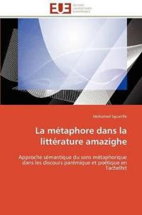 La Metaphore Dans La Litterature Amazighe
