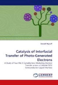 Catalysis of Interfacial Transfer of Photo-Generated Electrons