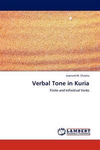 Verbal Tone in Kuria
