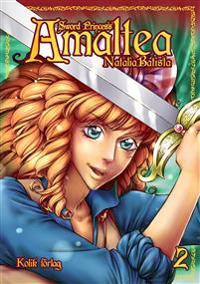 Sword Princess Amaltea. Bok 2