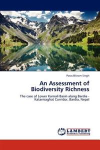 An Assessment of Biodiversity Richness
