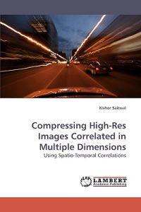 Compressing High-Res Images Correlated in Multiple Dimensions