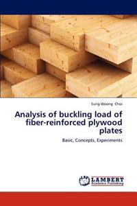 Analysis of Buckling Load of Fiber-Reinforced Plywood Plates