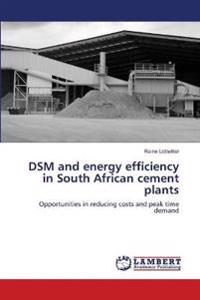 Dsm and Energy Efficiency in South African Cement Plants