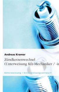Zundkerzenwechsel (Unterweisung Kfz-Mechaniker / -In)