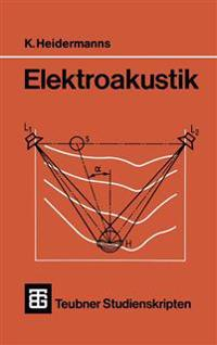 Elektroakustik