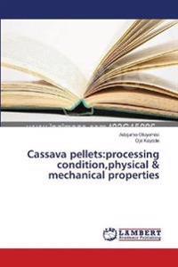 Cassava Pellets