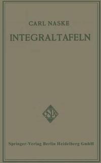 Integraltafeln