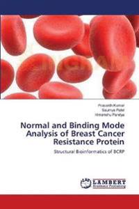 Normal and Binding Mode Analysis of Breast Cancer Resistance Protein