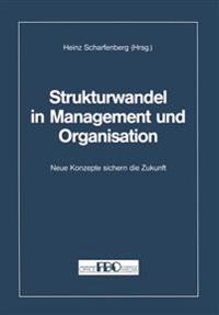 Strukturwandel in Management Und Organisation