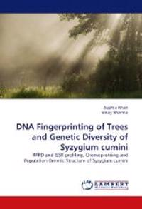 DNA Fingerprinting of Trees and Genetic Diversity of Syzygium Cumini