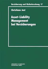 Asset-Liability Management Bei Versicherungen