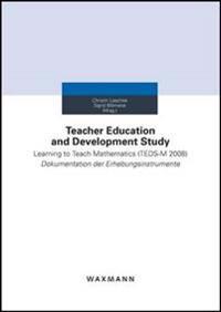 Teacher Education and Development Study
